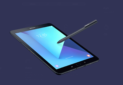 Galaxy Tab S3 S Pen Tutorial