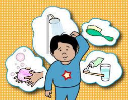 ما هي قواعد النظافة الشخصية للأطفال