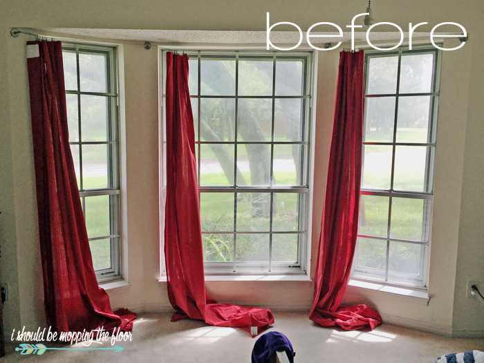 How Not to Hang Drapes