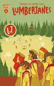 Lumberjanes: Robyn Hood (Lumberjanes #4) by Noelle Stevenson, Grace Ellis, Brooke A. Allen