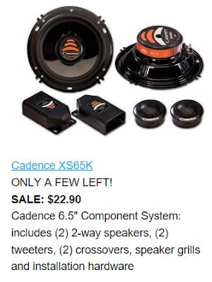 wholesale car audio distributor specials