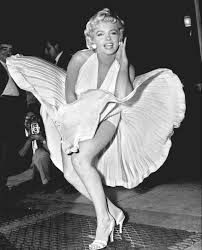 Marilyn Monroe Dress Blowing