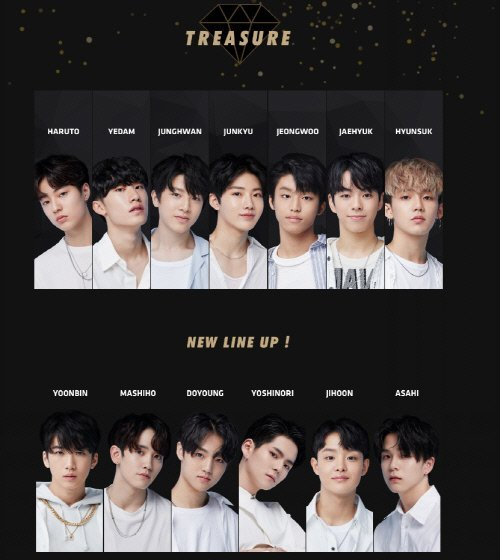 Opinions about Treasure 13 - KPopSource - International K