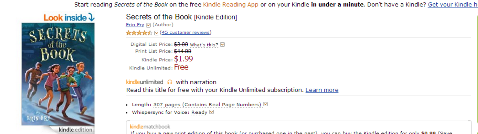 My (re)Viewpoint: Kindle Unlimited - Is it Worth Your