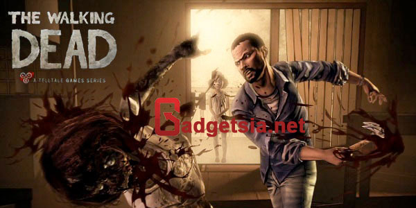 Game Horor Android Terbaik - Walking Dead The Game