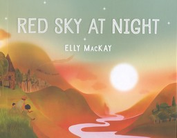 "Elly MacKay's ""Red Sky At Night"""