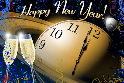 Happy New Year Photo Frame Wallpapers :