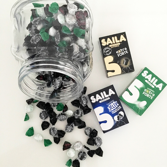 caramelle saila
