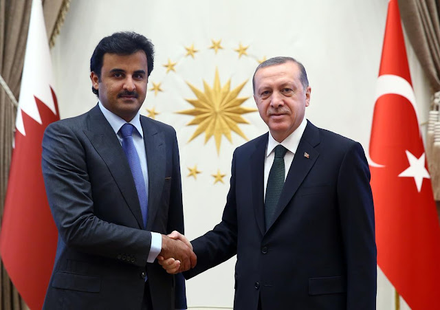 السلطات التركية تبحث قرار نشر قواتها فى قطر