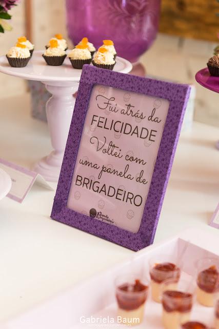 5 anos Brenda Brigadeiro's
