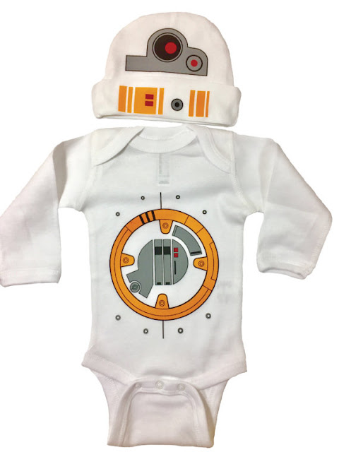 BB-8 Baby Bodysuit