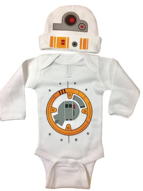 BB-8 Baby Bodysuit
