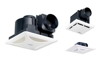 Lắp quạt thông gió cho phòng ngủ, phòng tắm, phòng vệ sinh - 221392