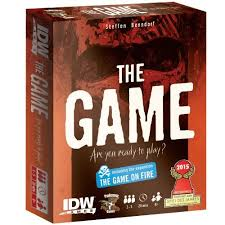 the game boite