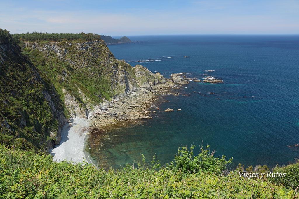 Costa del concejo de Cudillero, Asturias
