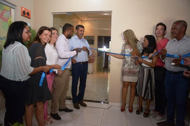 De uma só vez, Prefeitura de Barreiras inaugura Unidade Básica de Saúde, Farmácia Cidadã e CAPS AD