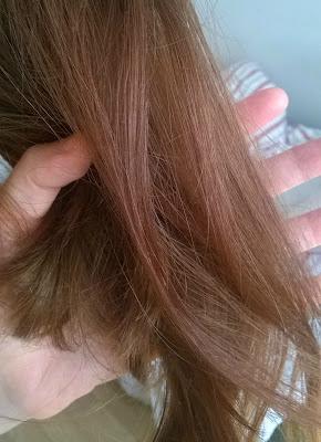henna do włosów blond