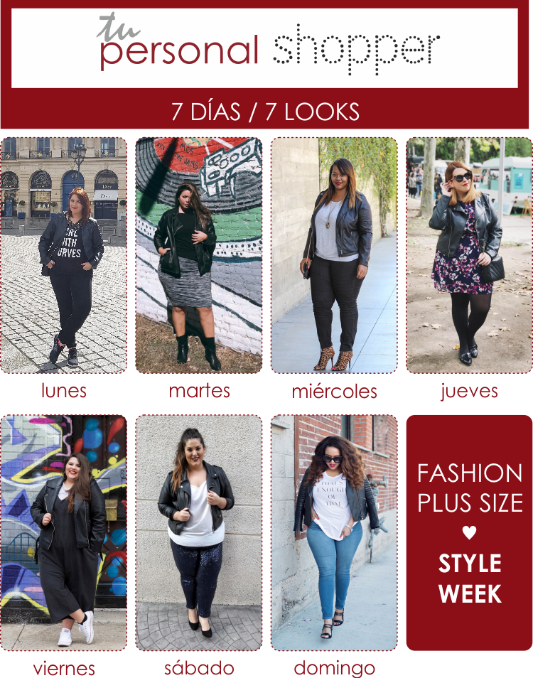 FASHION PLUS SIZE · STYLE WEEK (III)