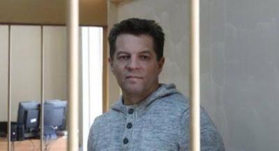 Московский суд приговорил Сущенко к 12 годам за шпионаж