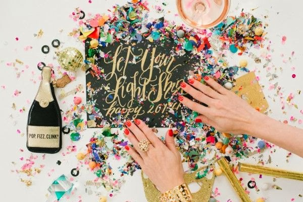 Le petit luxe last minute new years eve party decorations - Last minute new year s eve party ideas ...