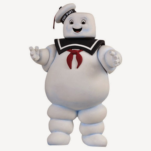 The Stay-Puft Marshmallow Martha