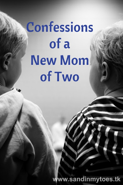 What does it feel like to become a mom of two? Here are some thoughts that are going on in my head!