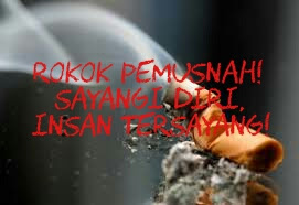 Merokok Membahayakan Nyawa