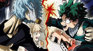 Boku no Hero Academia Season 3 (Episode 25) Sub Indo