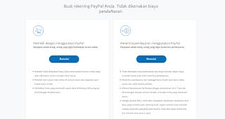 Cara Daftar Buat Akun Paypal Lengkap Dengan Gambar Terbaru
