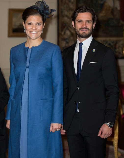 State Visit From Tunisia To Sweden, Day 1