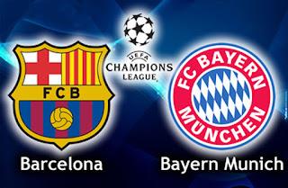 SEPULUH HAL YANG TIDAK KAMU TAHU TENTANG FC BARCELONA DAN BAYERN MUNICH