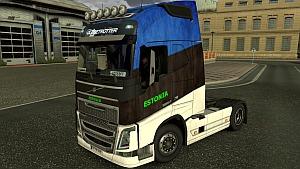 Volvo Estonia skin