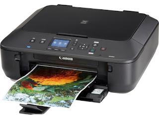 Canon Pixma MG5650 Printer Driver Download