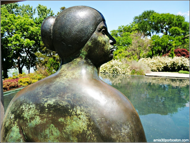 "Dallas Arboretum & Botanical Garden: ""The Nude"""