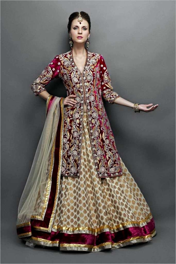 8dbb343578 Beautiful Fashion Dress Designs In Different Style Sari Info