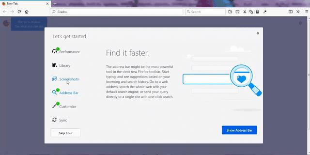أسرع متصفح شرح تحميل ومميزات متصفح Firefox Quantum الجديد