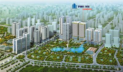 Mở bán đợt 2 dự án chung cư Phú Mỹ