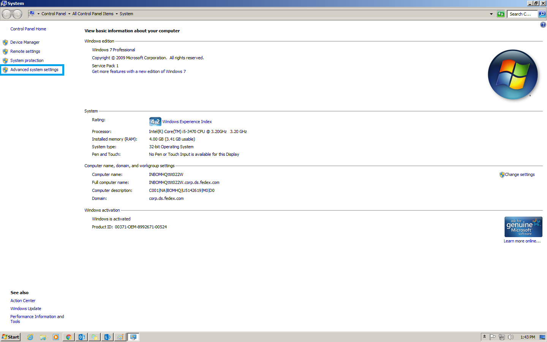 How to enable taskbar thumbnail preview windows 7