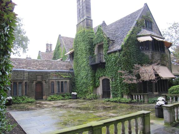 Edsel Ford Mansion Tours