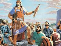 O desafio de Josué ao povo