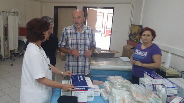 Θεσπρωτία: Ευχαριστήριο του ΚέντροΥγείας, στον φιλέλληνα γιατρό κ.Τhomas Tillmann