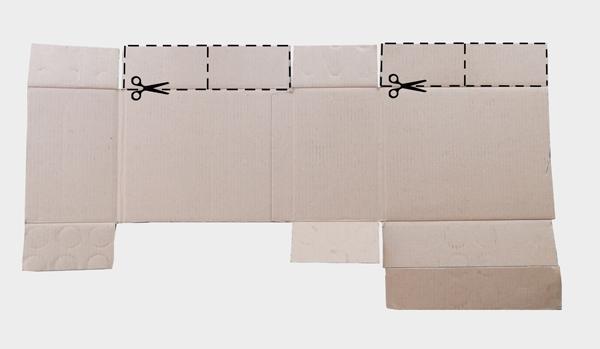 ανάπτυγμα κουτιού, ανάπτυγμα χάρτινου κουτιού, σχέδιο κουτιού,
