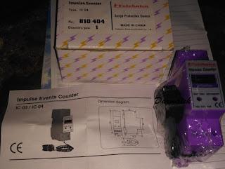 "Jual Telebhan IC-04 - Lightning Counter ""081932632003"""