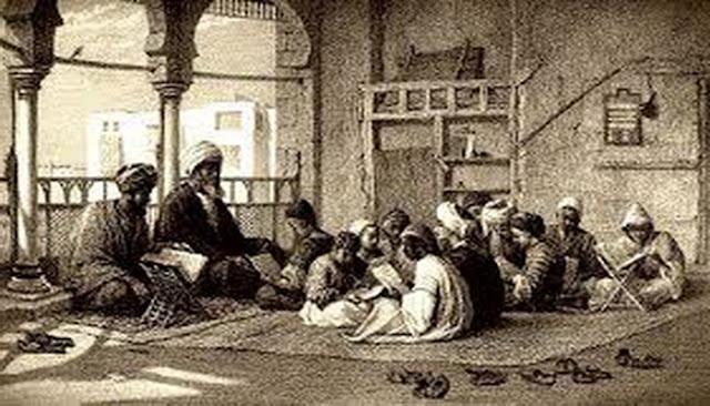 Hasil gambar untuk imam al ghazali dengan murid