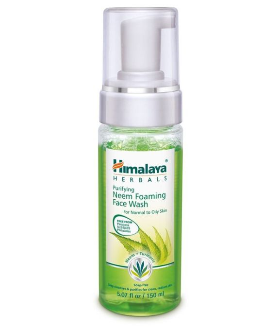 Pencuci Muka Himalaya Purifying Neem Foaming Face Wash