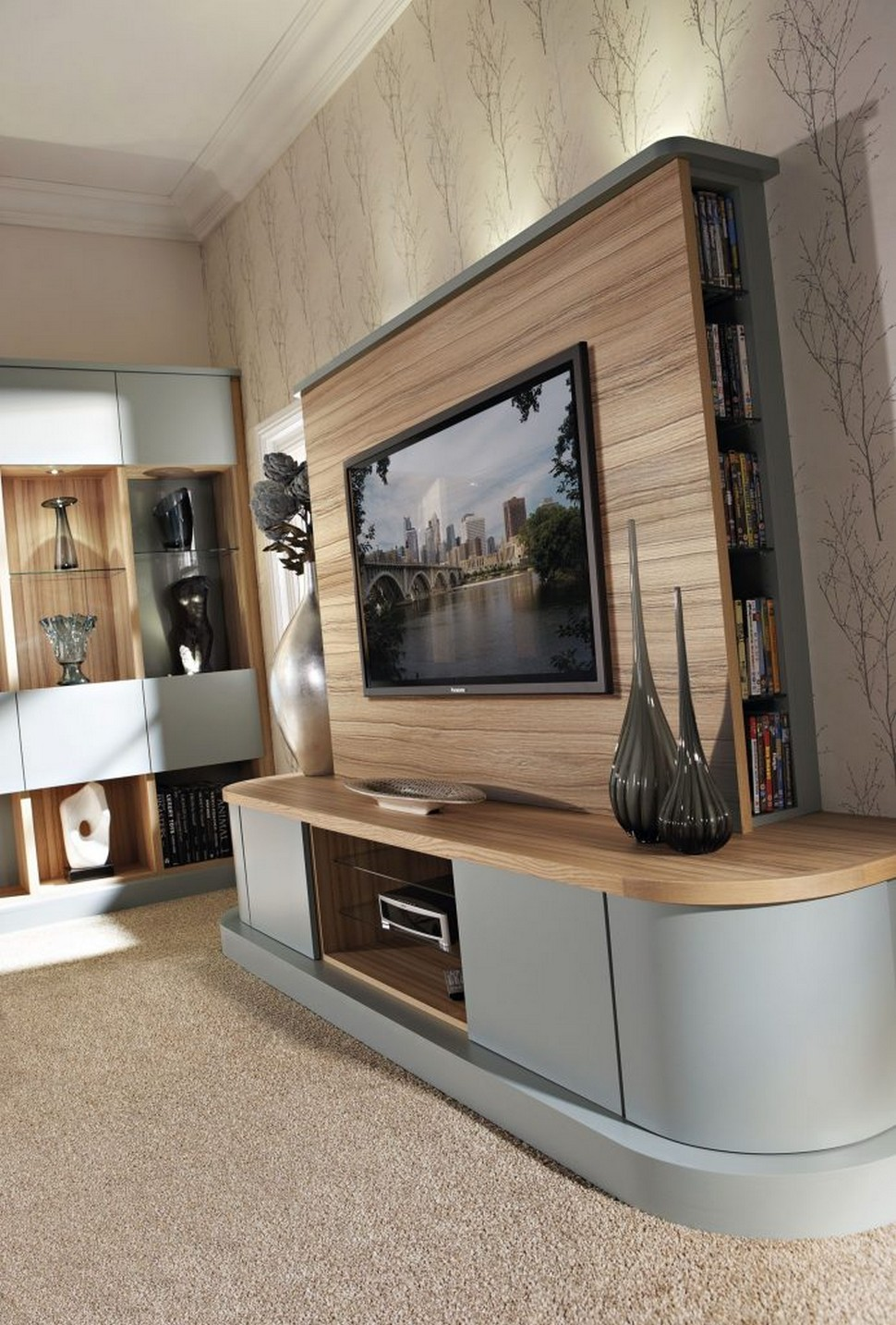 Unbelievable Inspiration of TV Room Architecture Inspiration