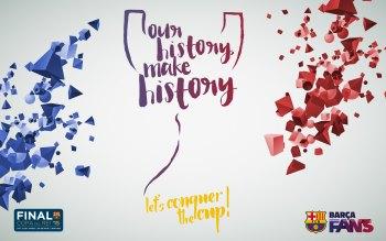 Wallpaper: Barcelona FC