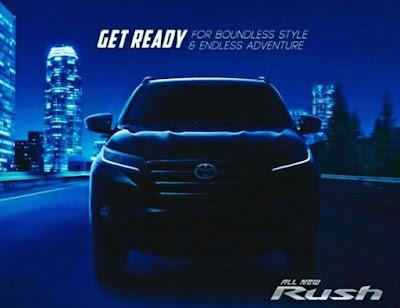 Toyota Rush Baru 2018
