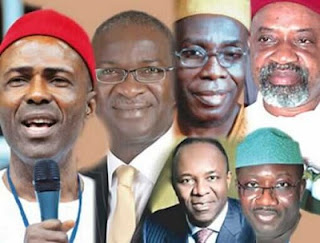 CABINET SHAKE UP: Ministers Scamper, In Intense Lobbying As Buhari Sets To SACK 10 Ministers