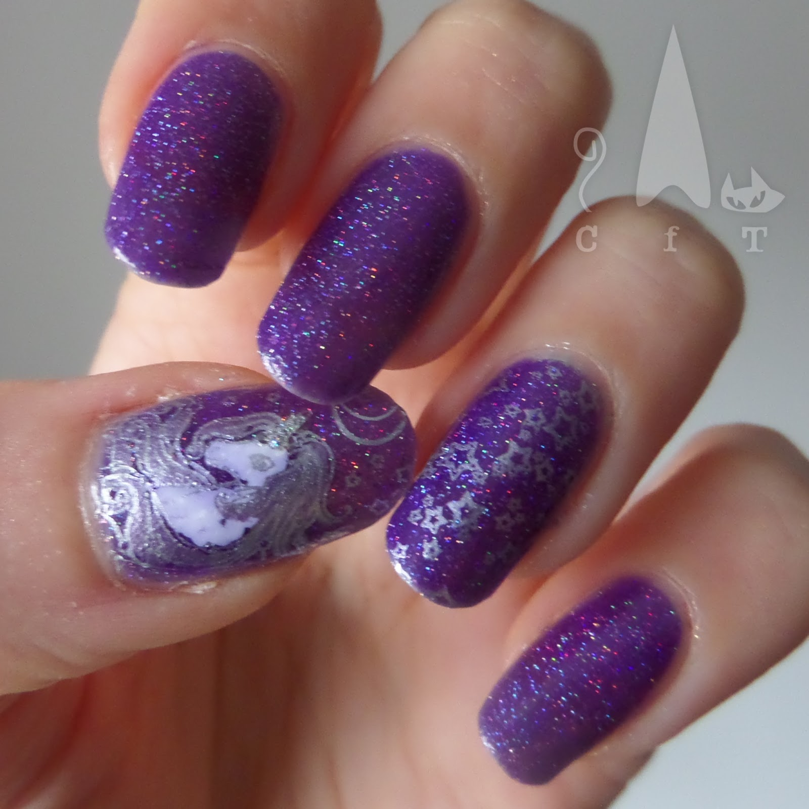 Claws For Thought: Stamping Sunday: Unicorn Island